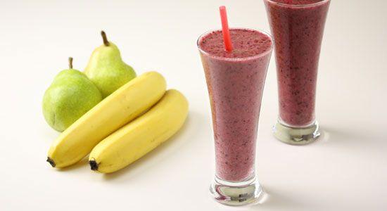 Banana Berry Boost Recipe - weightloss.com.au