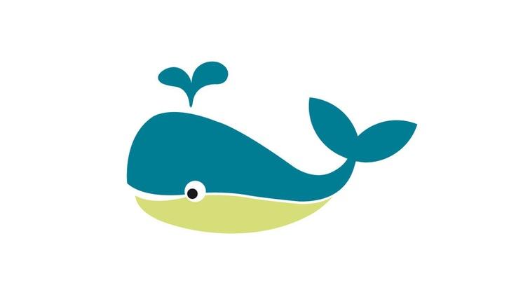 Walvis / whale #flockerdeflock