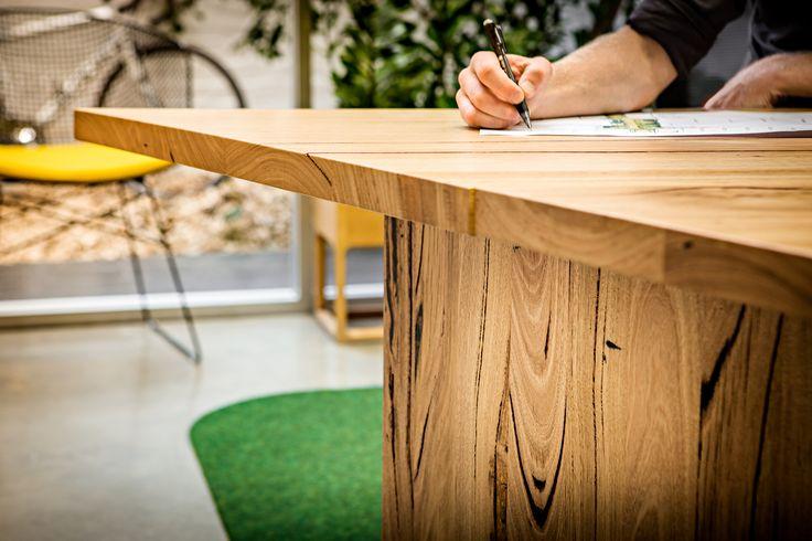 Reclaimed messamate desk