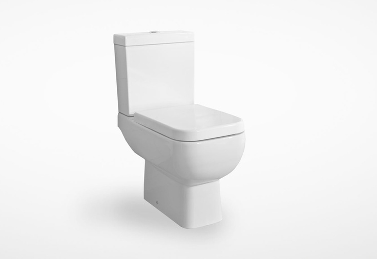 Newton Close Coupled Toilet