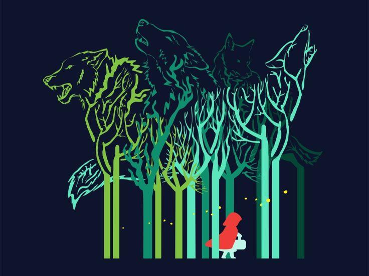 Dark Forest No.2