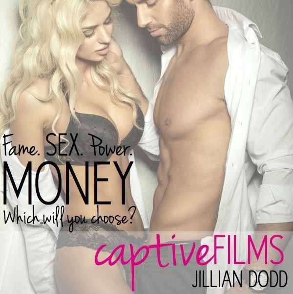 Fame. Sex. Money. Power. Love . . . Which will you choose?  In reality TV form, this series follows the lives and loves of those who work at Captive Films. Hot, successful, playboy Riley Johnson, whose business success far exceeds his success in love. Movie star, Keatyn Douglas, whose epic love story has spawned a series of books and movies. And Dawson Johnson, who joins Captive with a tragic past. Expect lots of drama, sex, and tabloid-worthy events. #captivefilms