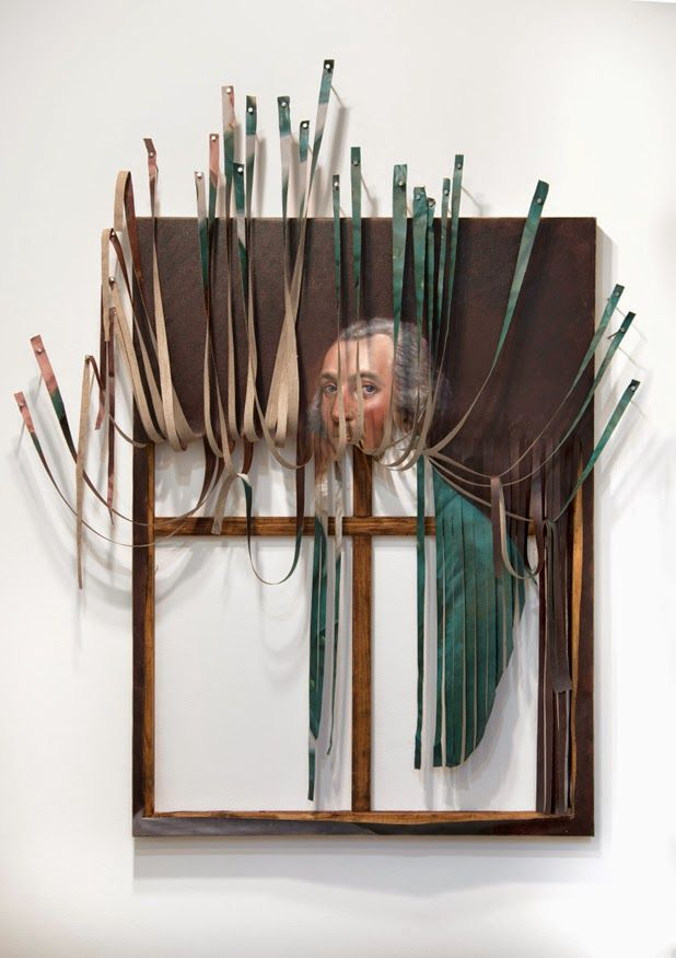 Titus Kaphar - thinking about using paintings as a final piece - I probably wont...