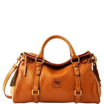 Classic Leather Satchel by Dooney & Bourke. Will have for the Fall.
