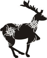 Celtic Animal Sign: Stag/Deer December 24 - January 20 The stag Celtic animal sign has high ideals and aspirations. If you want to start a new project, get a Stag sign to help you. They will not be deterred from their vision. They are thorough, patient and their persistence insures their triumphs. When others have long given up, Stags buck their way past boundaries. They are proud, and rightfully so - they hold themselves in a regal way.
