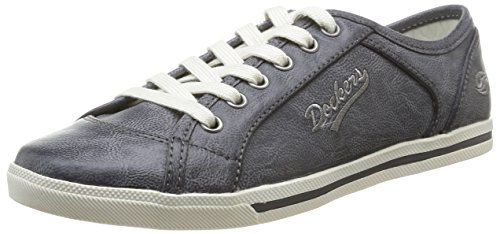 Dockers by Gerli 27CH221-620, Damen Sneakers, Schwarz (schwarz 100), 38 EU - http://on-line-kaufen.de/dockers-by-gerli/38-eu-dockers-by-gerli-27ch221-630530-damen-5
