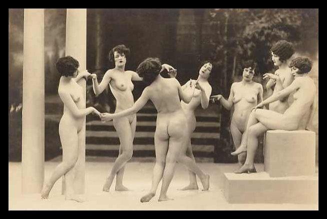 Nude Dance In France 120