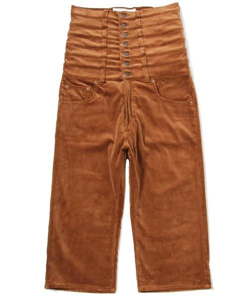 GANRYU / 7B Wide Pants
