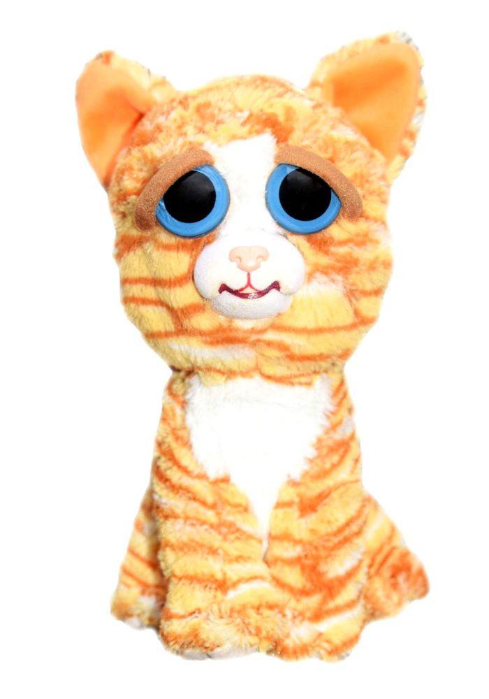 William Mark Feisty Pets Princess Pottymouth Adorable Plush Stuffed Cat Th Williammark Cat Plush Pets Animated Animals