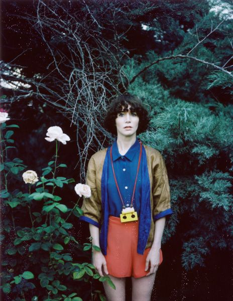 Miranda July: director, writer, artist...AMAZING.