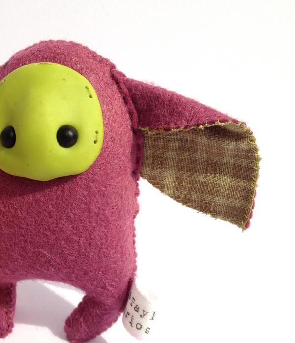 Oddities on Toy Design Served