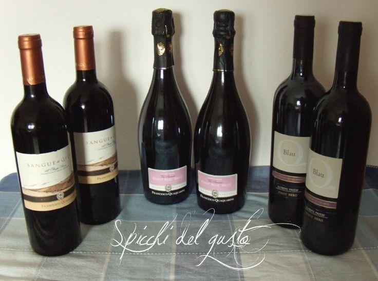 Spicchi del gusto: Azienda agricola Quaquarini tutto il buono del vino dell'oltrepo pavese