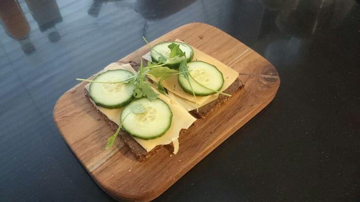 Teak houten brood plankje