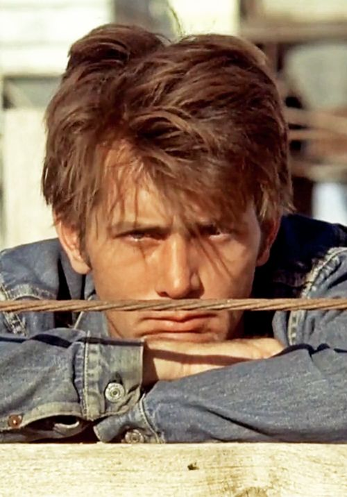 Martin Sheen in Badlands