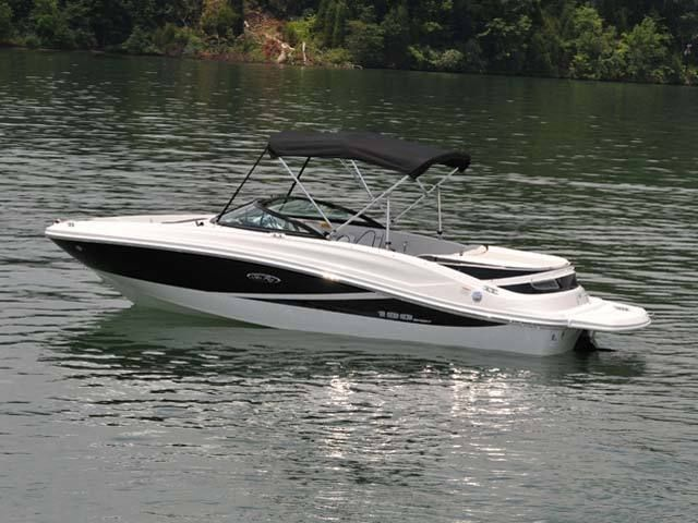 New 2012 Sea Ray Boats 190 Sport Bowrider Boat