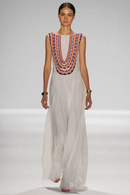 FAB #springdress ! {Mara Hoffman #Spring2014 Ready-to-Wear Collection} #nyfw