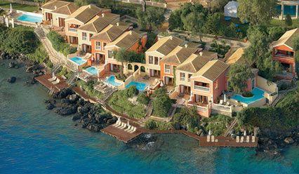 Le Corfu Imperial hôtel