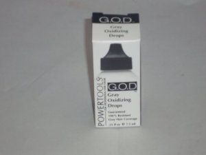 Dennis Bernard POWERTOOLS GOD - Gray Oxidizing Drops .25 Oz by Dennis Bernard. $4.99