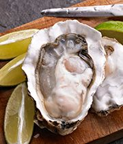 Move over Mignonette. This oyster accompaniment is a raw delight!