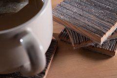 Coasters - Reclaimed Grey Barn Board