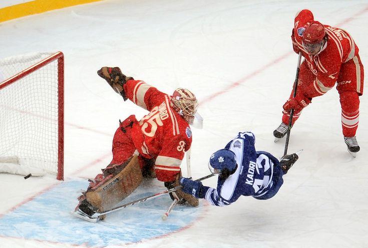 29 Breathtaking Photos From Hockey's Snowtastic Winter Classic