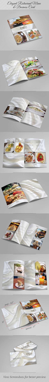 60 best Food Menu Templates images on Pinterest | Menü vorlage ...