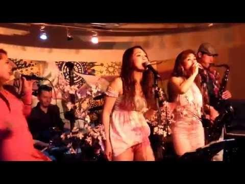 Jailhouse rock/Let's twist again/Johnny B Goode/Rock around the clock (Cover by Soulkiss Band Japan) - YouTube