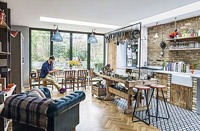 Remodelled for 21st-century life