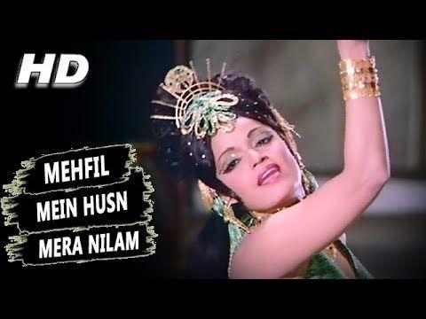 Mehfil Mein Husn Mera Nilam   Asha Bhosle   Hamrahi 1974 Songs   Randhir Kapoor