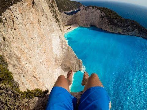 Life is like a book, Zakynthos island