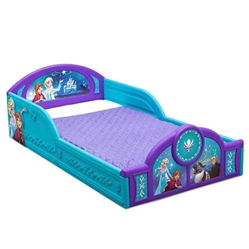 Delta Children Disney Frozen Deluxe Toddler Bed - $69.99