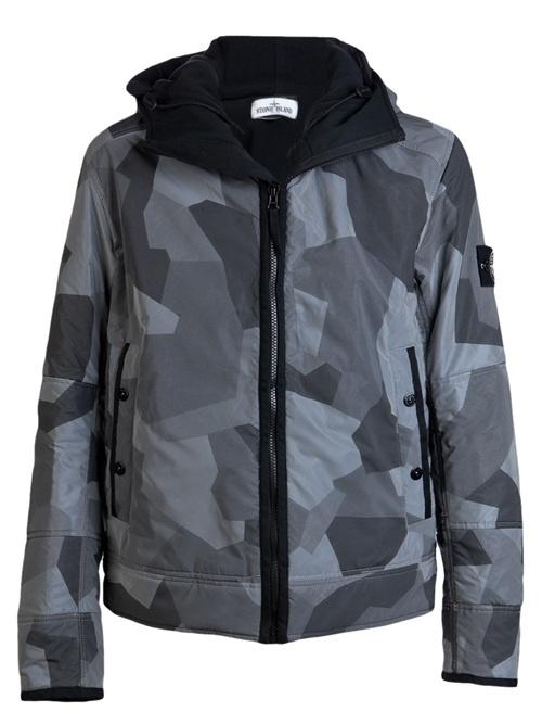Stone Island Camo Reflective Jacket