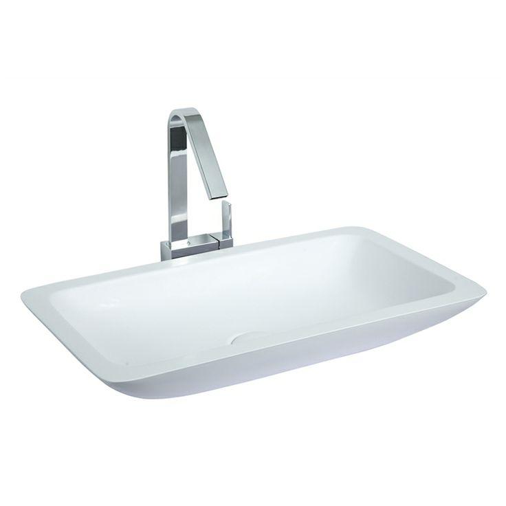 Hand Basin Paris 600x345x105 Syn Stone M625 600 I N