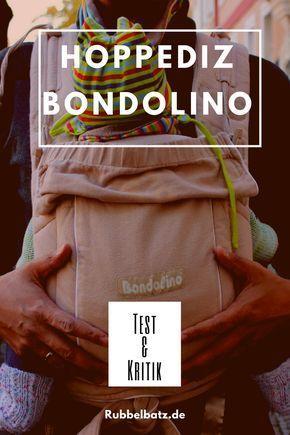 Hoppediz Bondolino im Test.