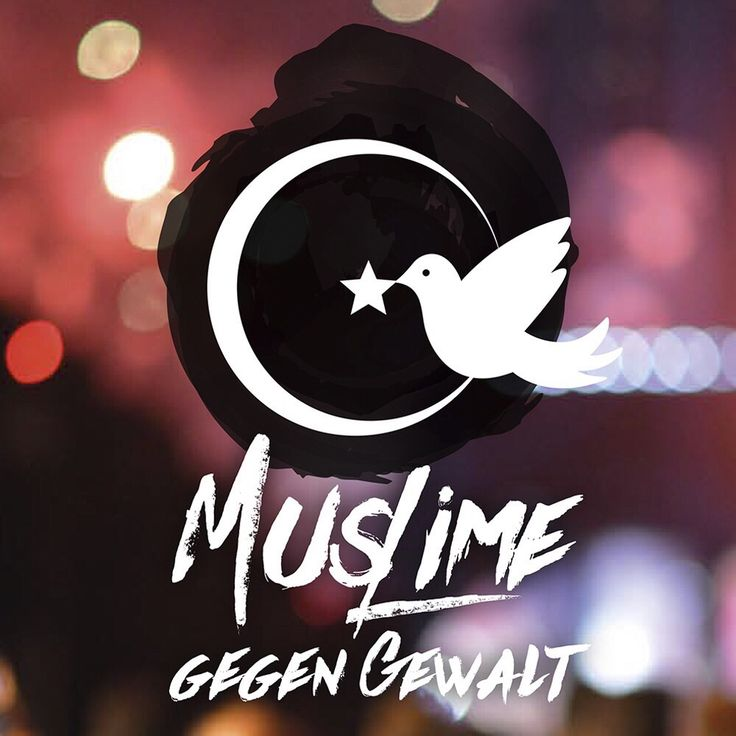 #MuslimegegenGewalt