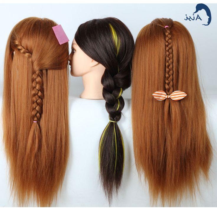 29.49$  Watch now - https://alitems.com/g/1e8d114494b01f4c715516525dc3e8/?i=5&ulp=https%3A%2F%2Fwww.aliexpress.com%2Fitem%2FYaki-Golden-18-Inch-Training-Head-Without-Makeup-70-High-Temperature-Fiber-30-Animal-Hair-Hairdressing%2F32510141195.html - Yaki Golden 18 Inch Training Head Without Makeup 70% High Temperature Fiber 30% Animal Hair Hairdressing Training Head Mannequin 29.49$