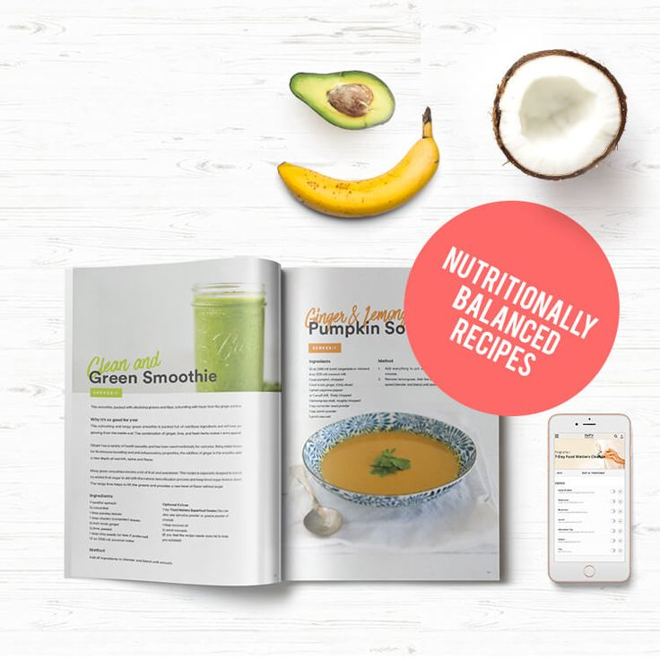 Experience The 7 Day Food Matters Cleanse On FMTV!
