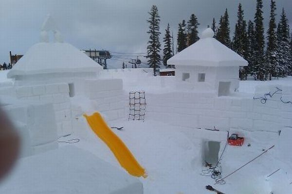11 Fun Things To Do In The Snow Besides Building A Snowman Snow