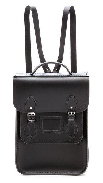 Cambridge Satchel Portrait Backpack