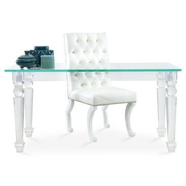 i love love lucite furniture check out this item at one kings lane beverly hills