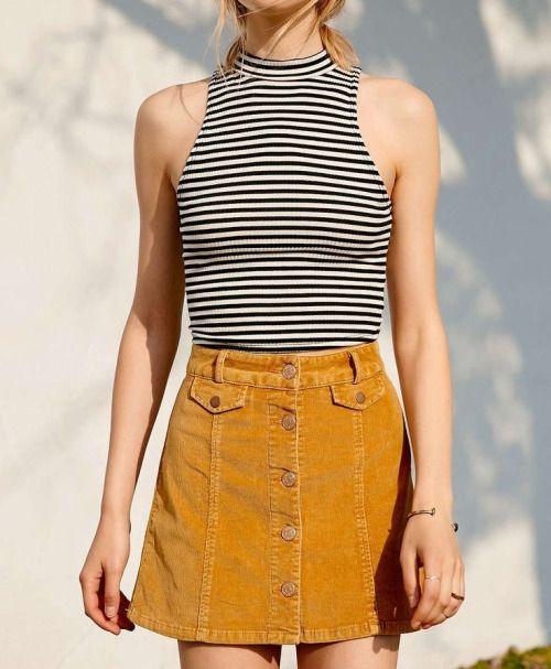 inspiration for a skirt i have...