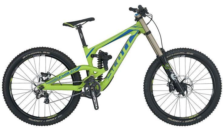 vélo de descente scott 5700€