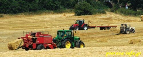 Φόρο ανά στρέμμα στα αγροτεμάχια και για τους κατά κύριο επάγγελμα αγρότες
