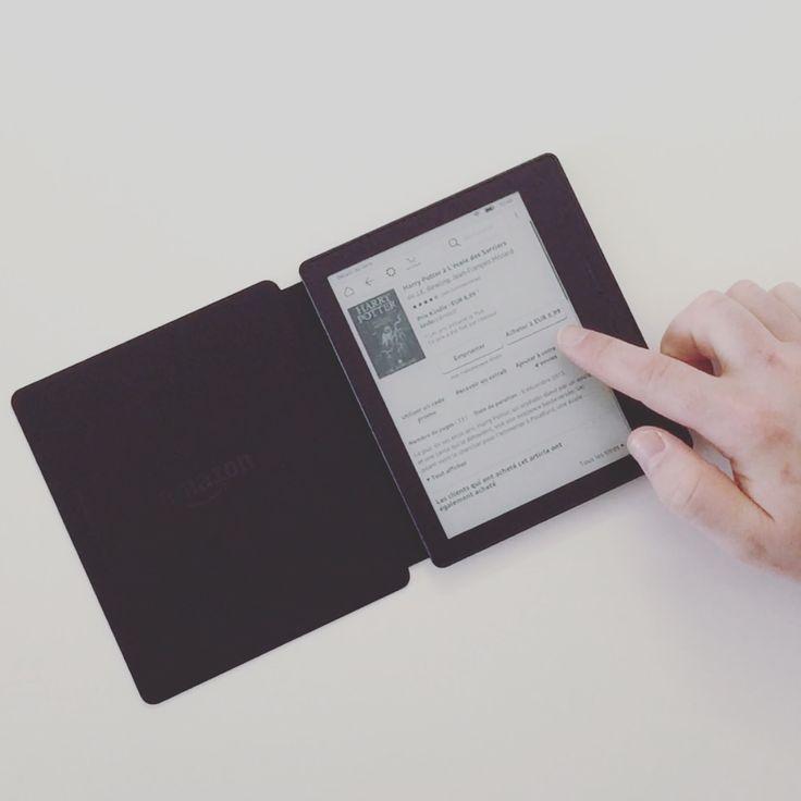 Amazon Kindle Oasis  Liseuse électronique