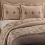 Fleur De Lis European Pillow Sham