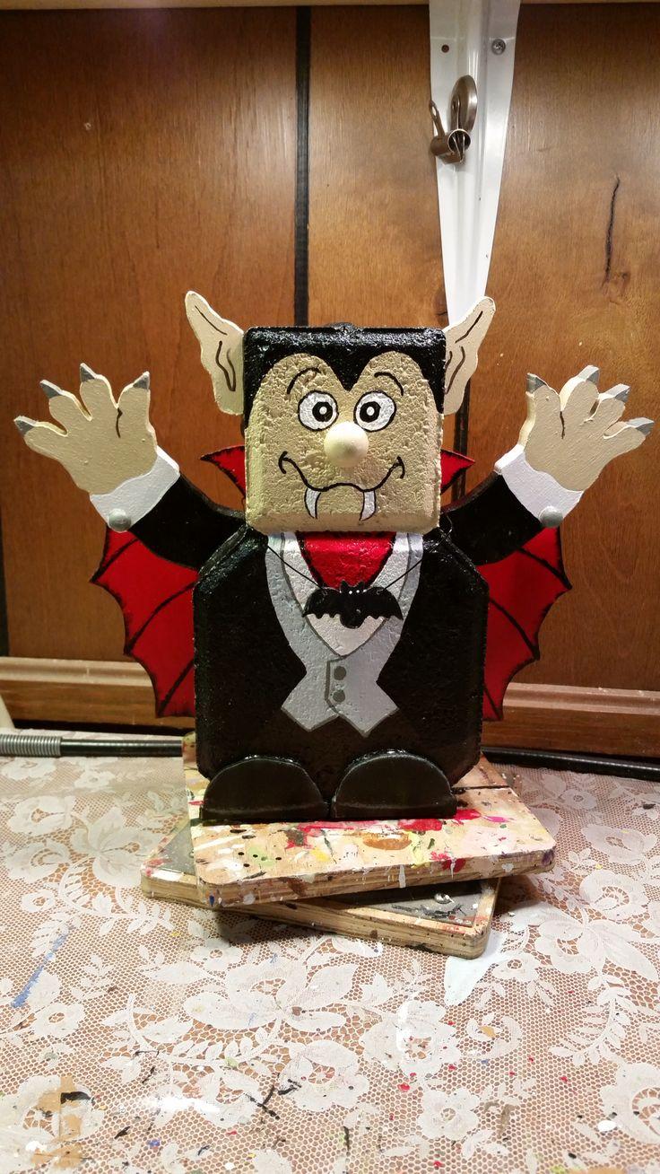 Count Dracula by Debra Jasper