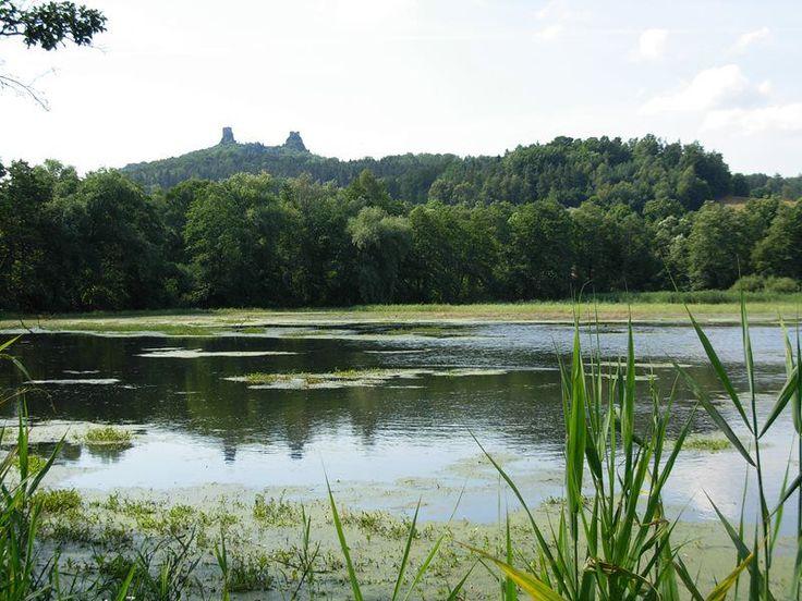 Rybníky v Podtroseckém údolí
