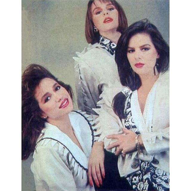 #Recordando #999Razones #año1989 #Pandora30Años