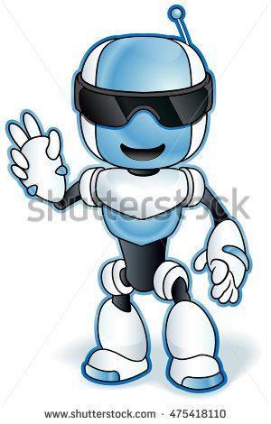 #antenna #background #blackboard #blue #cartoon #character #cute #design #element #future #futuristic #glasses #hand #help #icon #illustration #in #isolated #machine #man #mascot #metal #modern #robot #robotics #science #toy #vector #white
