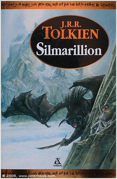 Silmarillion. My synopsis for the uninitiated: Get past the biblical beginnings and get into some epic short stories bound with a common history.